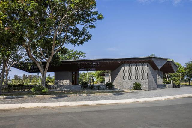 Pavillons de Can Gio