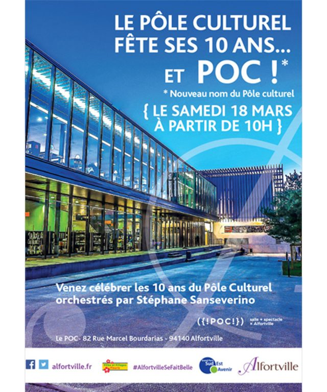 The POC of Alfortville : 10 years !