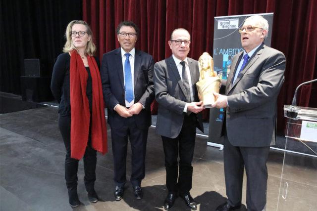 Marianne d'Or du développement durable – Opéra Confluence