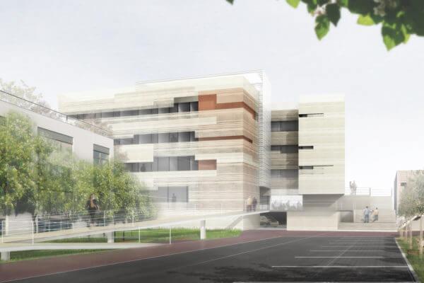 Immeuble de bureaux – Achères (78)