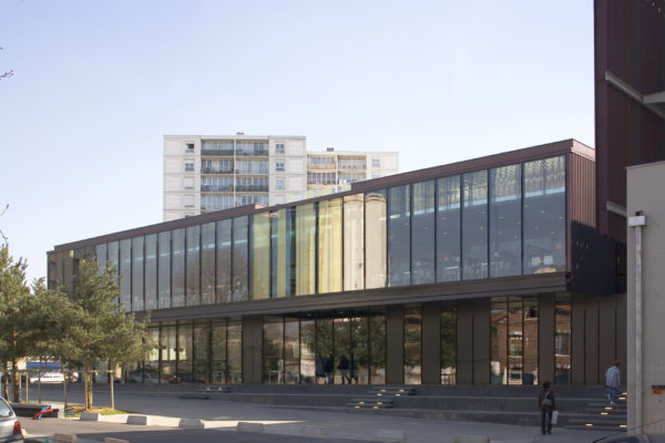 Médiathèque et salle de spectacle – Alfortville (94)