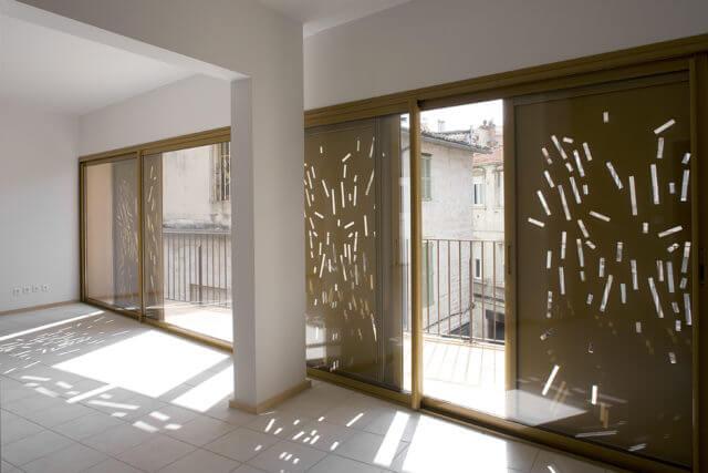 Chung cư 6 căn hộ – Avignon (Pháp)