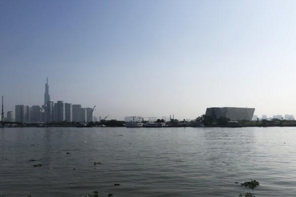 City Planning Exhibition Center – HCMC (Vietnam)