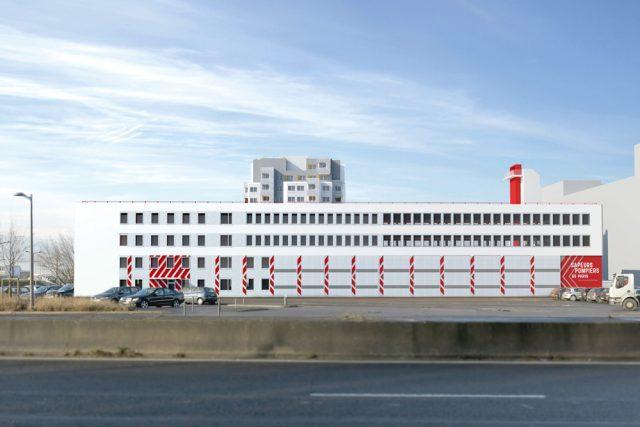 Centre de secours – Chevilly-Larue (94)