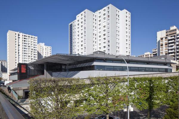 Trụ sở công ty – Choisy-le-Roi (Pháp)