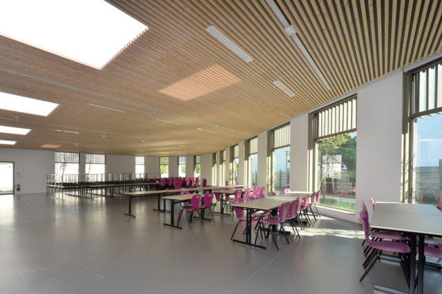 High school – Corbeil-Essonnes (France)