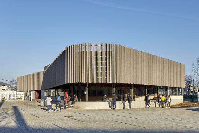 Lycée Robert Doisneau – Théâtre – Corbeil-Essonnes (91)