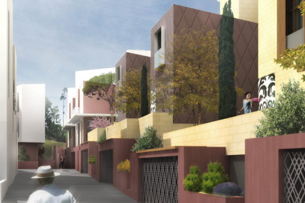 Dự án 36 căn nhà – Dongtan (Corée)