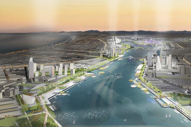 Quy hoạch cảnh quan hai bên bờ sông Hàn – Thành phố Đà Nẵng, Việt Nam