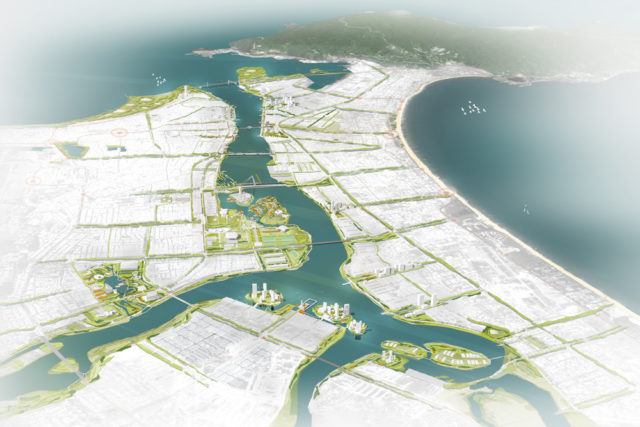 International competition For Han River Front – Da Nang City, Vietnam