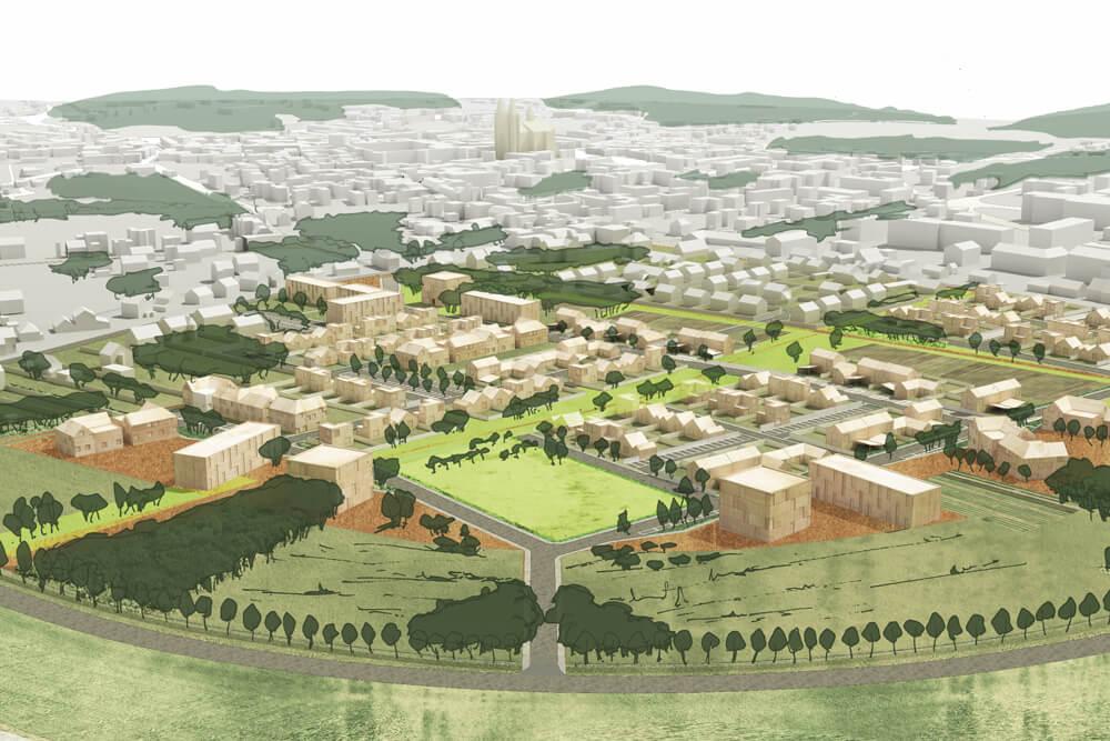 Développement urbain – Dourdan (91)