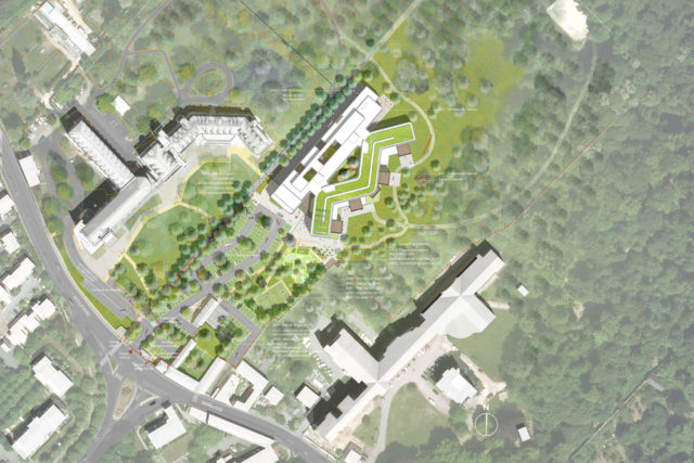 Institut Médico-Pédagogique – Draveil (91)