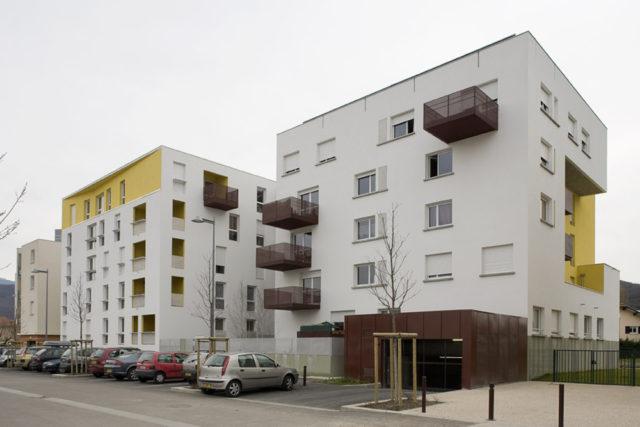 Chung cư 26 căn hộ – Echirolles, Pháp