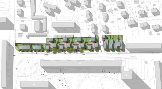 29 maisons – Epinay-sur-Seine (93)