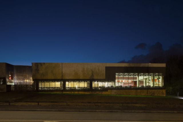 Cultural center – Evry (France)