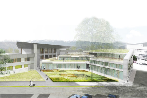 Research facilities – Grenoble (France)