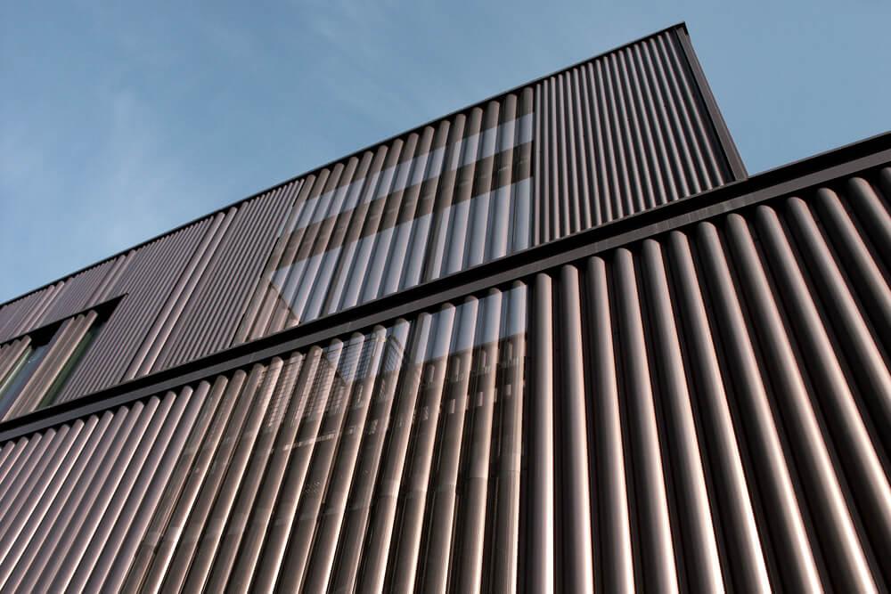 Agence immobiliere bureau frene grenoble caaz architecture