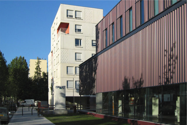 Công trình xây dựng – Grenoble (Pháp)