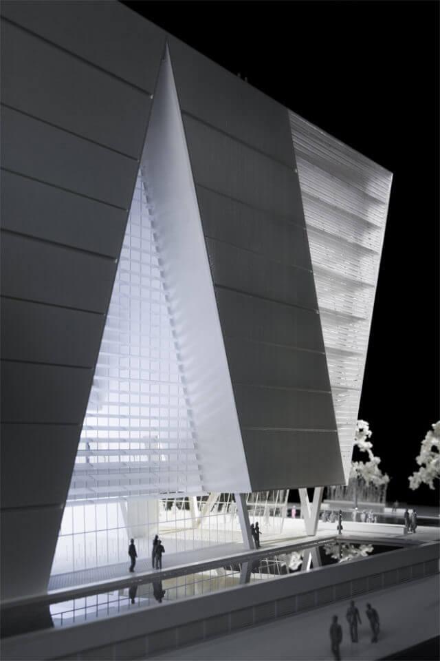 Cité de l'architecture – Hô-Chi-Minh-Ville (Vietnam)