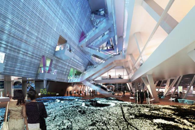 Trung tâm triển lãm quy hoạch thành phố – Hồ Chí Minh, Việt Nam
