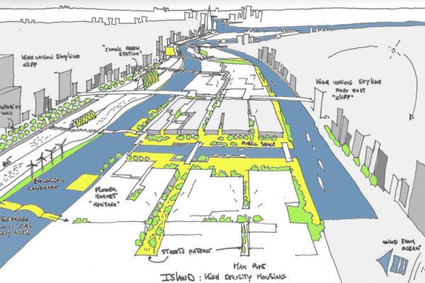 Nghiên cứu quy hoạch đô thị và cảnh quan đại lộ Võ Văn Kiệt – Hồ Chí Minh