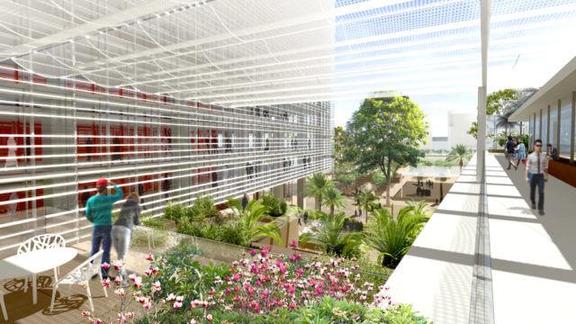 Mixed use building – HCMV (Vietnam)