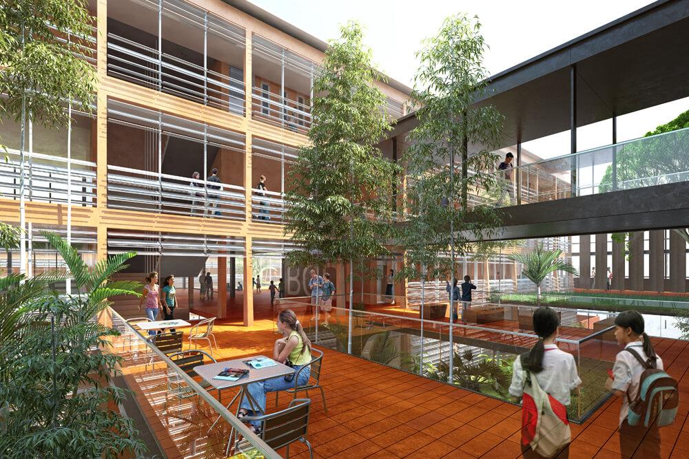 Lycée français – Hanoi (Vietnam)