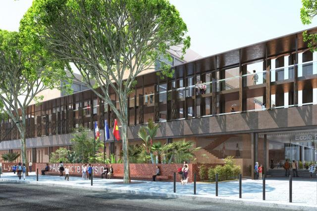 French international school – Hanoi (Vietnam)