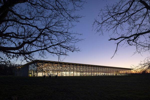 Louis Vuitton factory – Beaulieu-sur-Layon (49) France