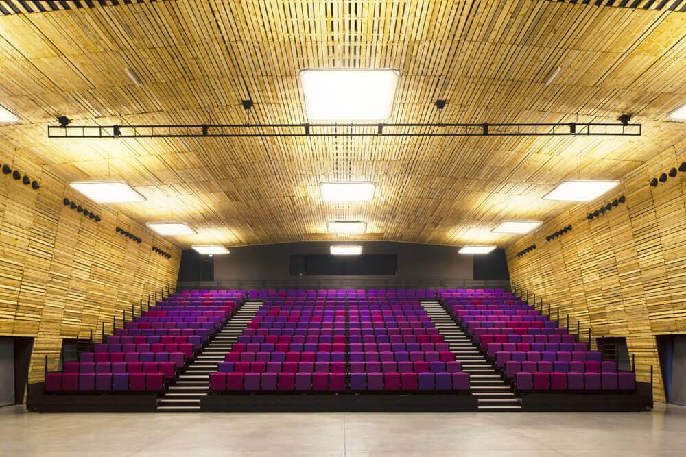 Pôle culturel La Boiserie – Mazan (84)