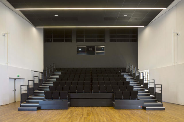 Music Conservatory – Melun (France)