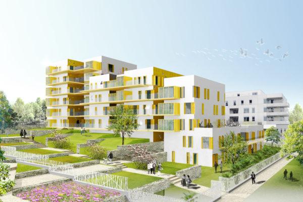 34 logements – Nantes (44)