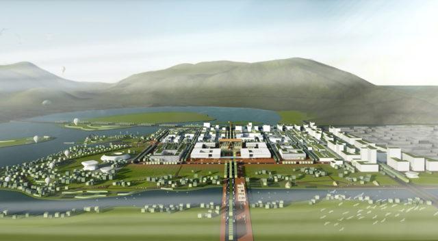 Cité administrative – Nha Trang (Vietnam)