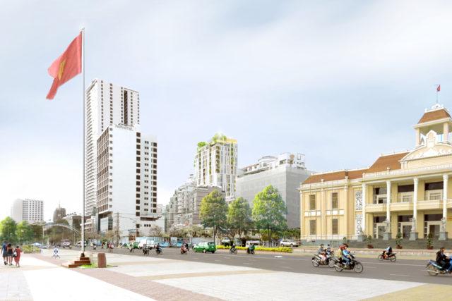 Khách sạn và căn hộ – Nha Trang, Việt Nam