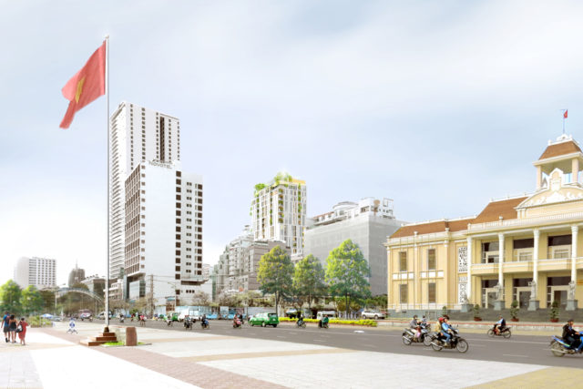 Hôtel et appartement – Nha Trang (Vietnam)