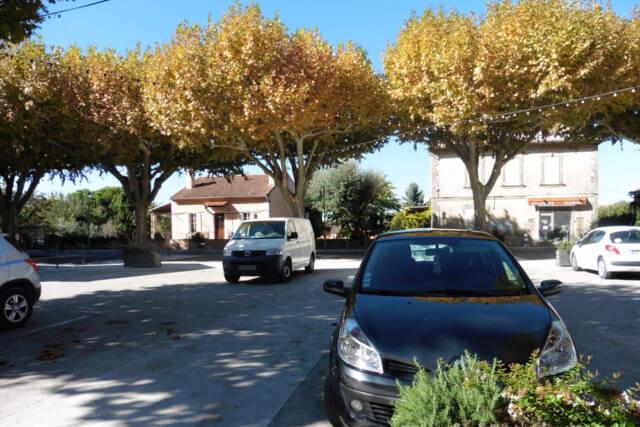 Espaces publics – Oppède-les-Poulivets (84)