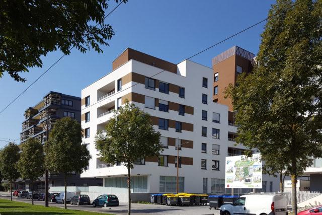 Dự án 48 nhà ở – Ostwald (Pháp)