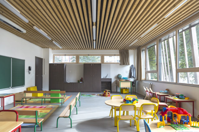 Elementary and kindergarten – Paris (France)