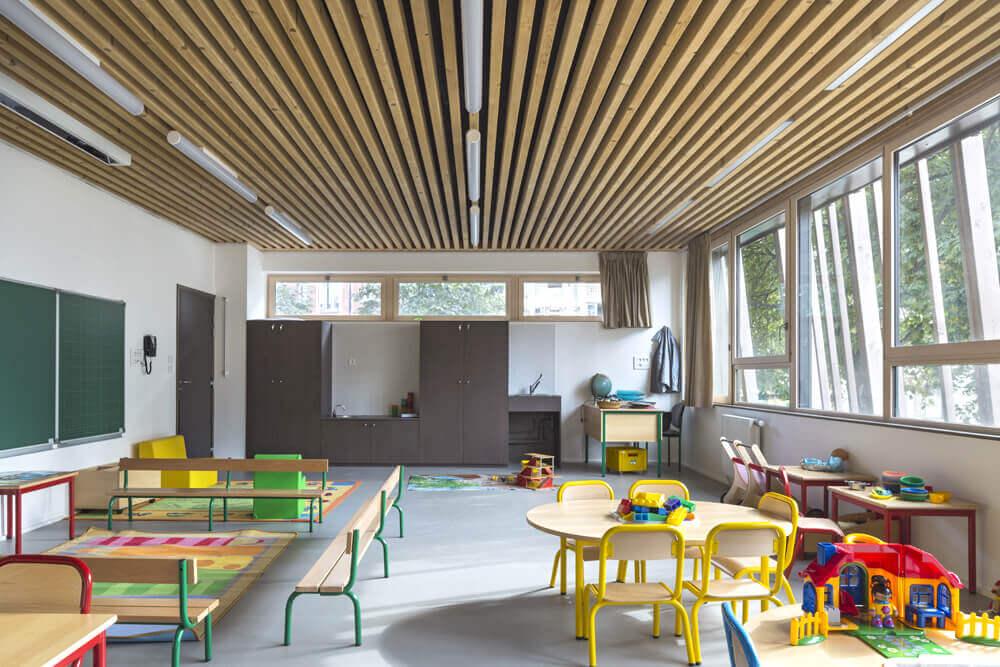 Groupe scolaire F. Dorléac – Paris (18e)
