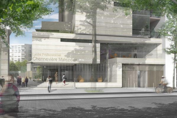 Lycée professionnel – Paris (12e)