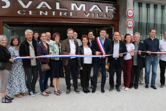 Parking Silo La Ravoire (74) – Inauguration