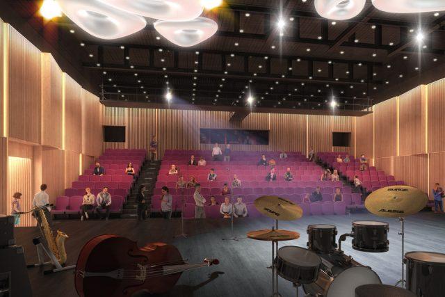 Salle de spectacle – Peymeinade (06)