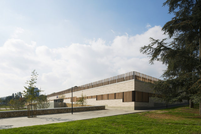 Primary school – Pierrefitte-sur-Seine (France)