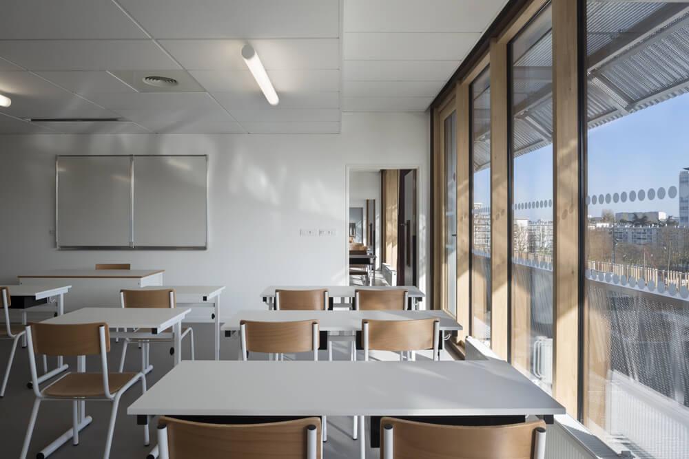 Groupe scolaire – Pierrefitte-sur-Seine (93)