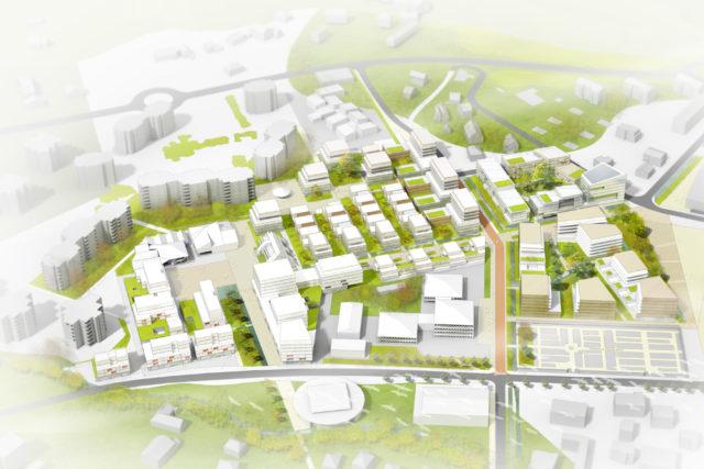 Phát triển khu đô thị ZAC – La Ravoire (Pháp)