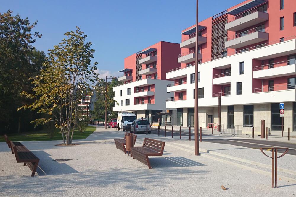 ZAC en centre-ville – La Ravoire (73)