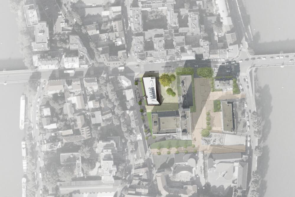 Médiathèque – Saint-Denis (93)