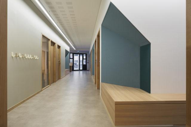 Trung tâm điều trị đặc biệt – Saint Denis (Pháp)