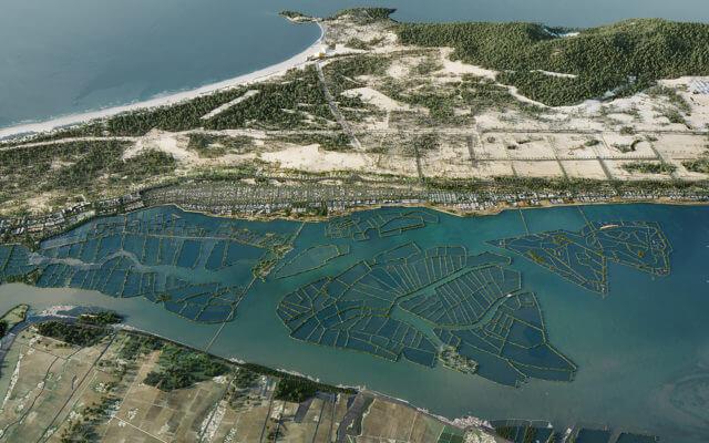 Thi Nai Lagoon