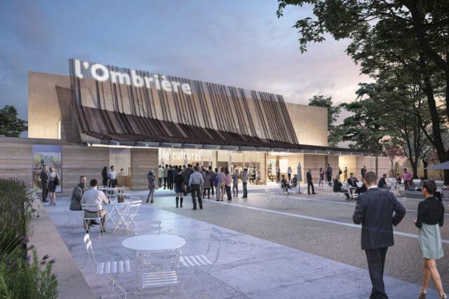 Opening soon, Uzès cultural center in October 2020